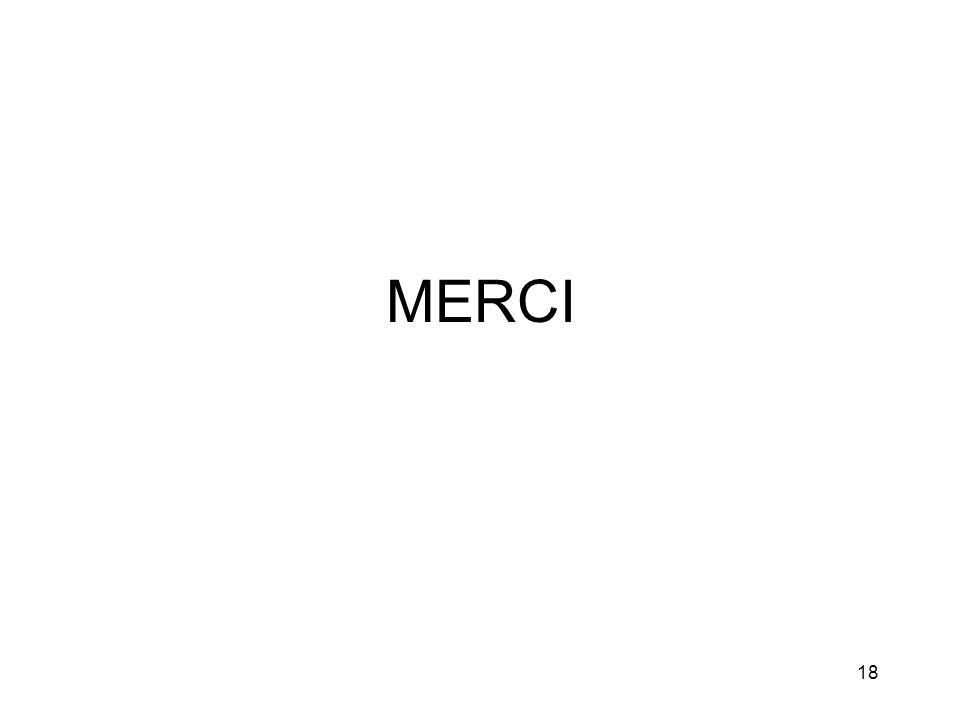 18 MERCI