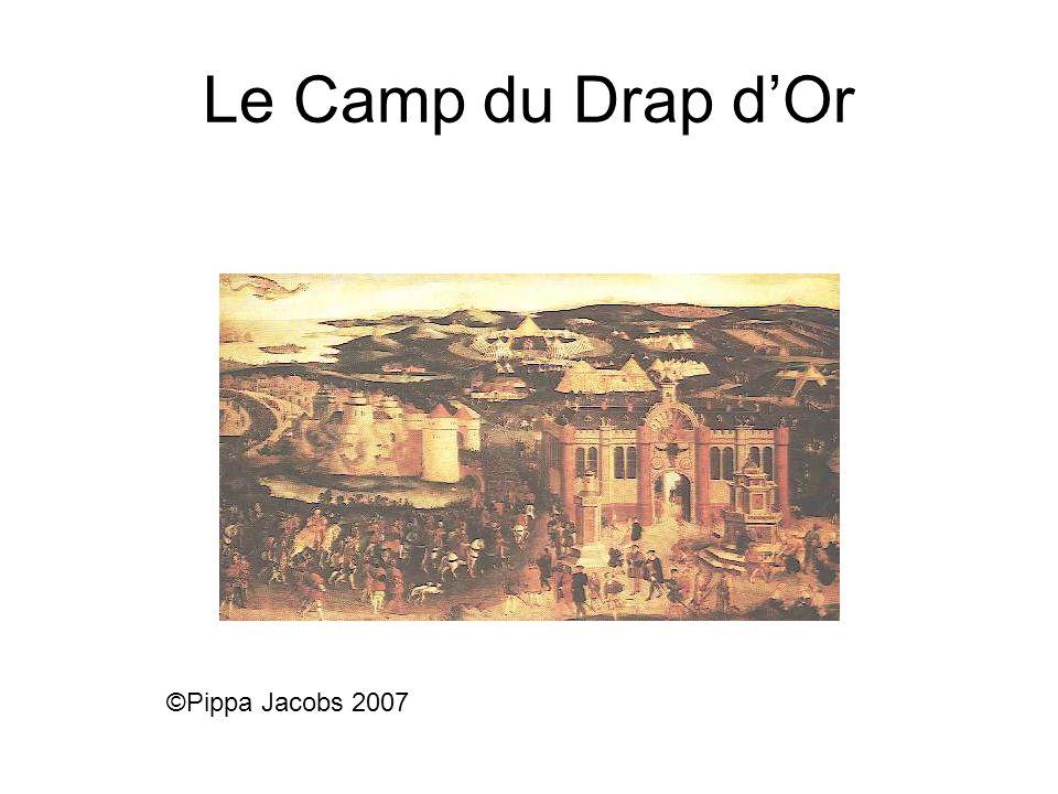 Le Camp du Drap dOr ©Pippa Jacobs 2007