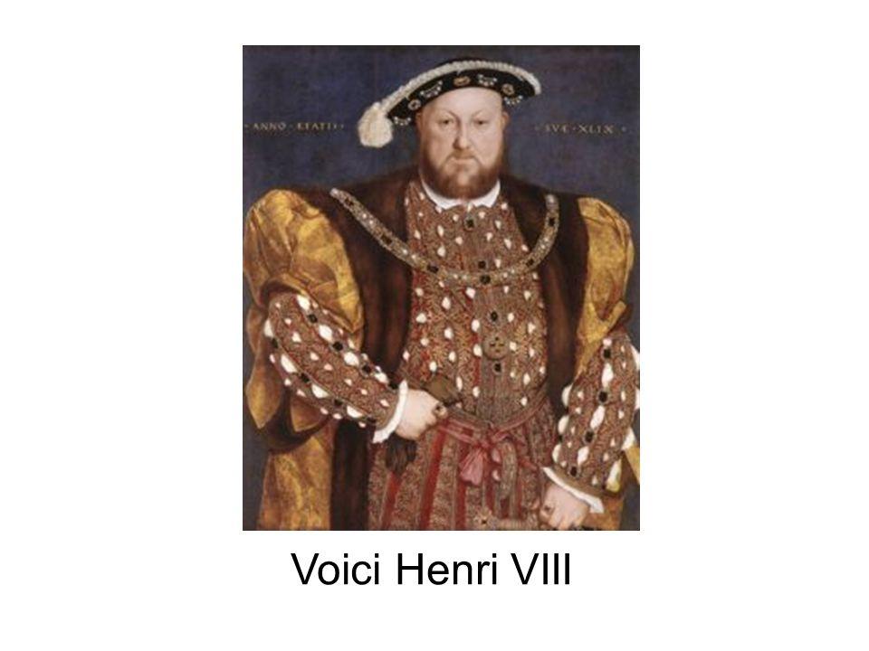 Voici Henri VIII