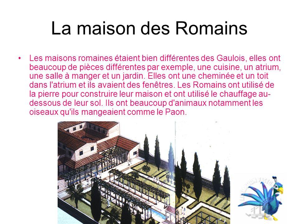 Les Romains et Les Gaulois Nous allons te raconter les Romains et les Gaulois Par Antonia,Henrietta et Temi