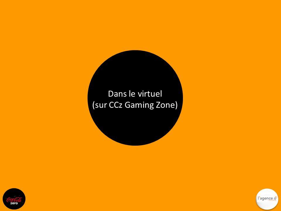 Dans le virtuel (sur CCz Gaming Zone)