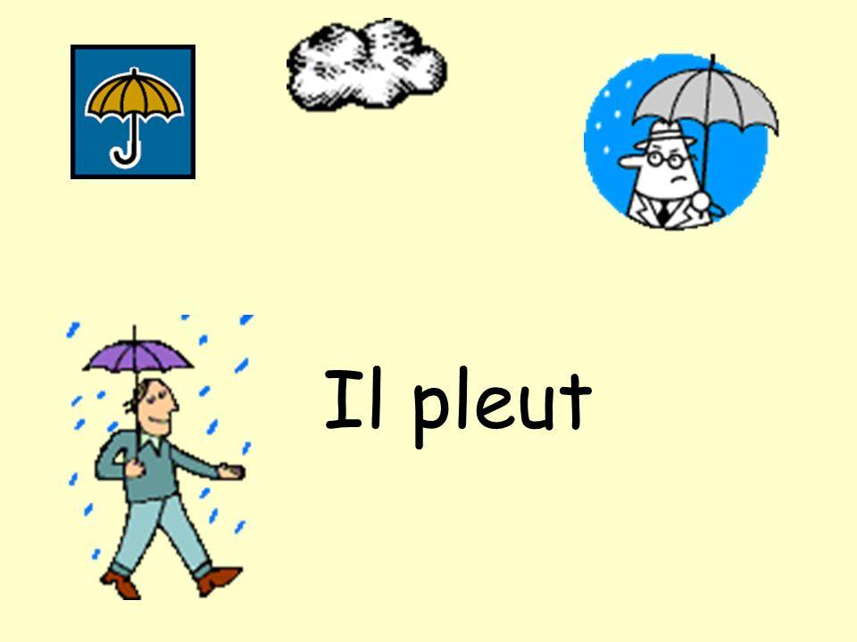 Il pleut Périgueux Il neige Bouriège