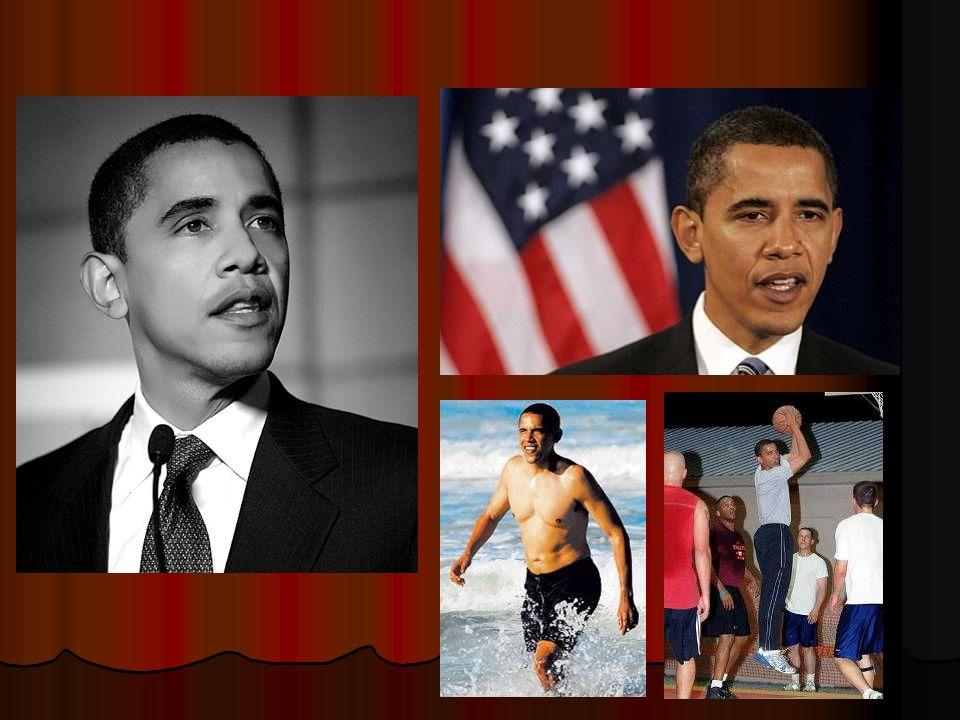 Cest Barak Obama.Cest le président américain. Cest un homme intelligent.