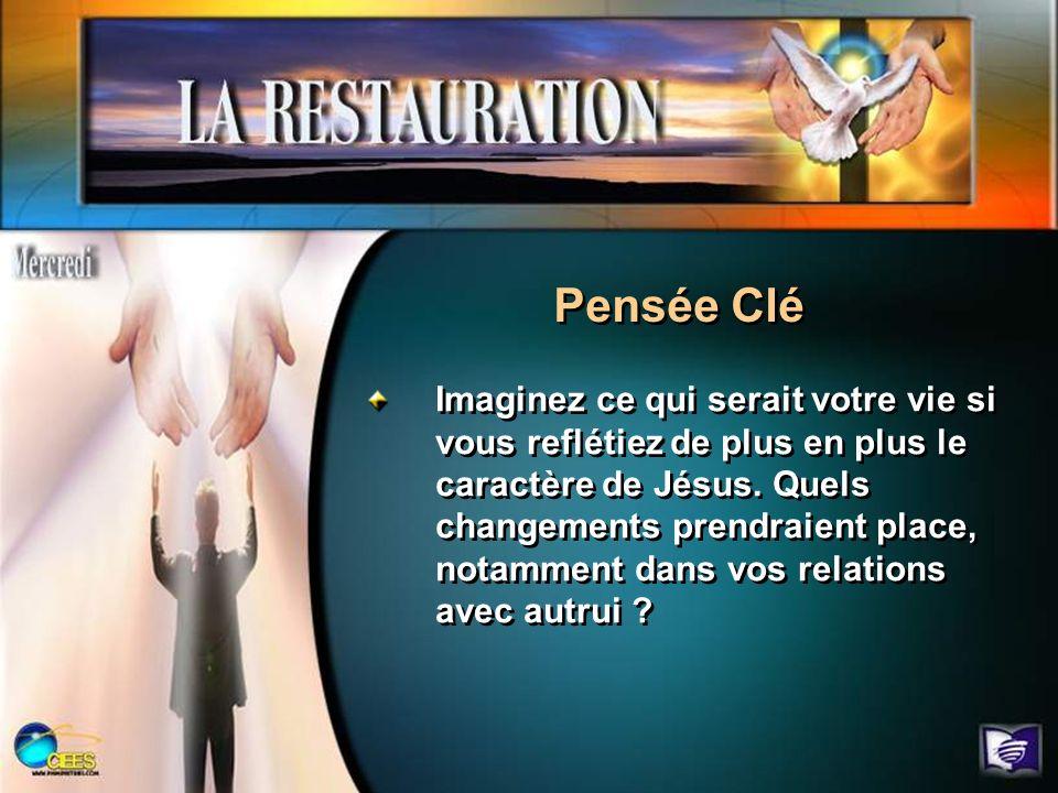 Question 6 Notez le message essentiel de chacun des textes suivants et demandez-vous dans quelle mesure vous en expérimentez les promesses Rm 5.1, 2 Cor 5.17, Ep 4.24, Ph 2.12, 13, 1 P 5.