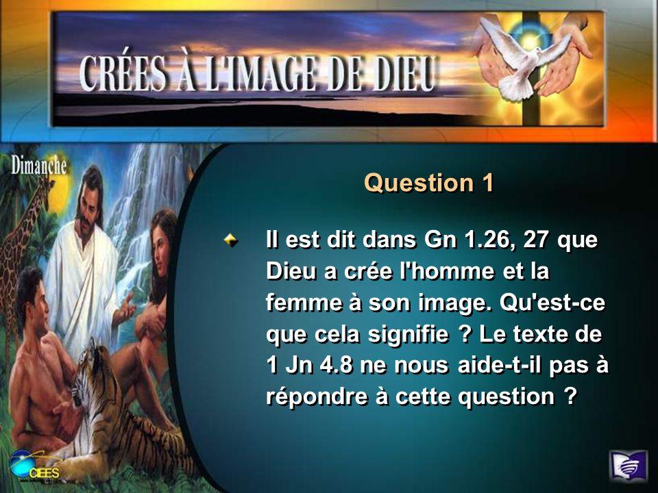 Dites, d après votre expérience propre et d après ce qu enseigne la Bible (voir Jn 15,13 ; 1 Co 14.