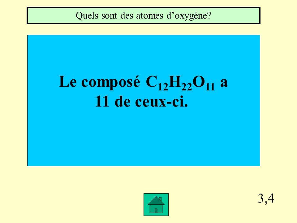 3,3 Il y a beaucoup de ceci entre les particules dun gaz, qui a le resultat quils sont facilement comprimé. Quel est léspace?