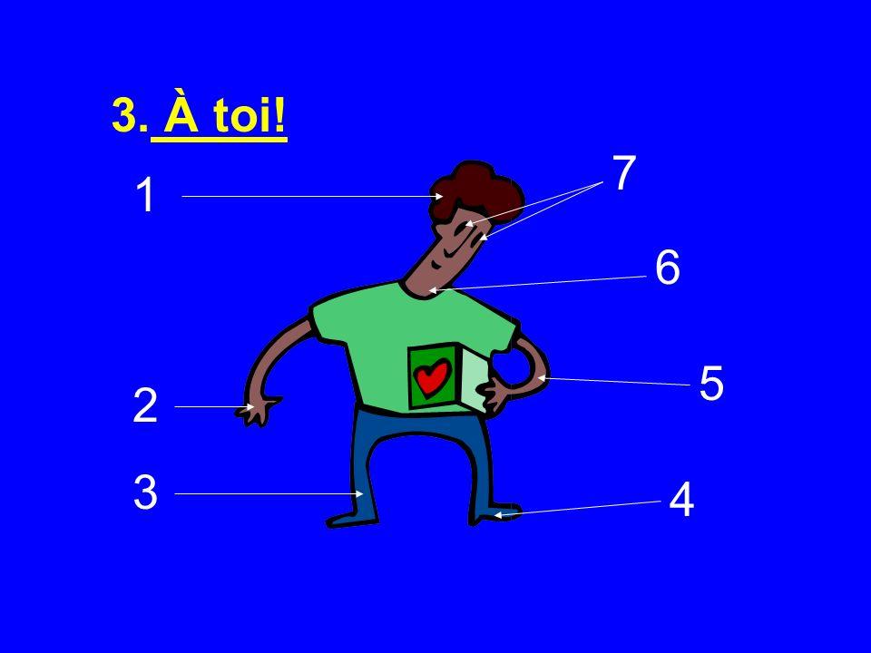 Le bras Les dents la dent Lestomac Jai mal au bras Jai mal aux dents Jai mal à la dent Jai mal à lestomac