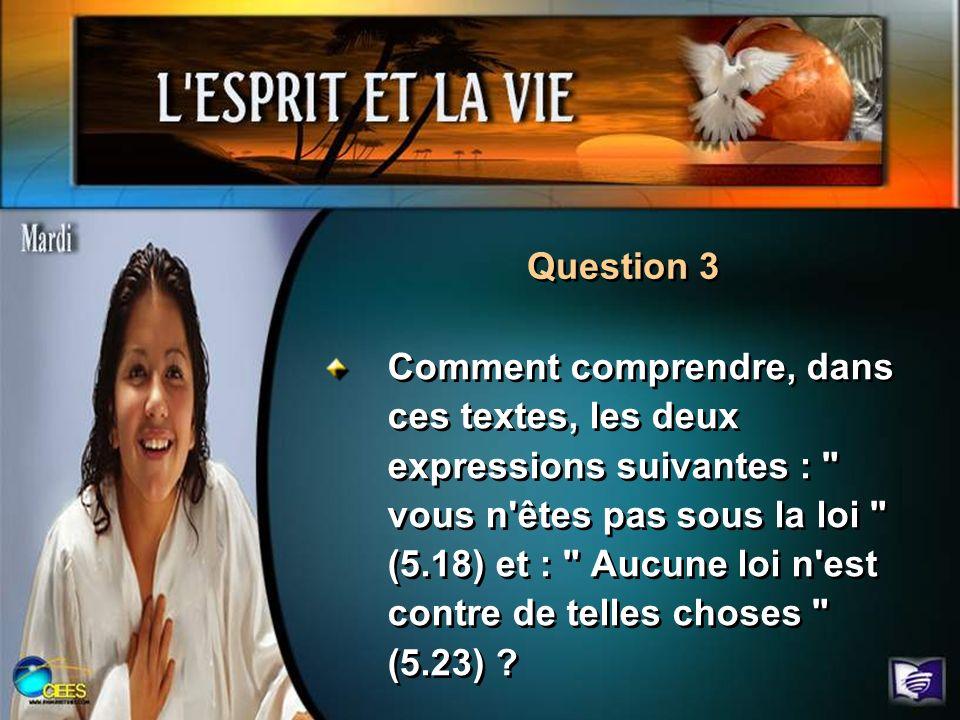 Question 3 Comment comprendre, dans ces textes, les deux expressions suivantes :