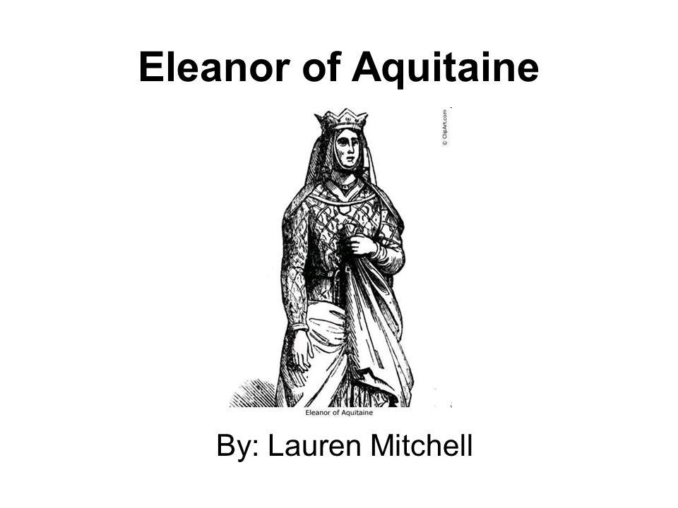 Vie et Mort Elle était née en 1122 Elle est mort en 1204 Bordeaux, France