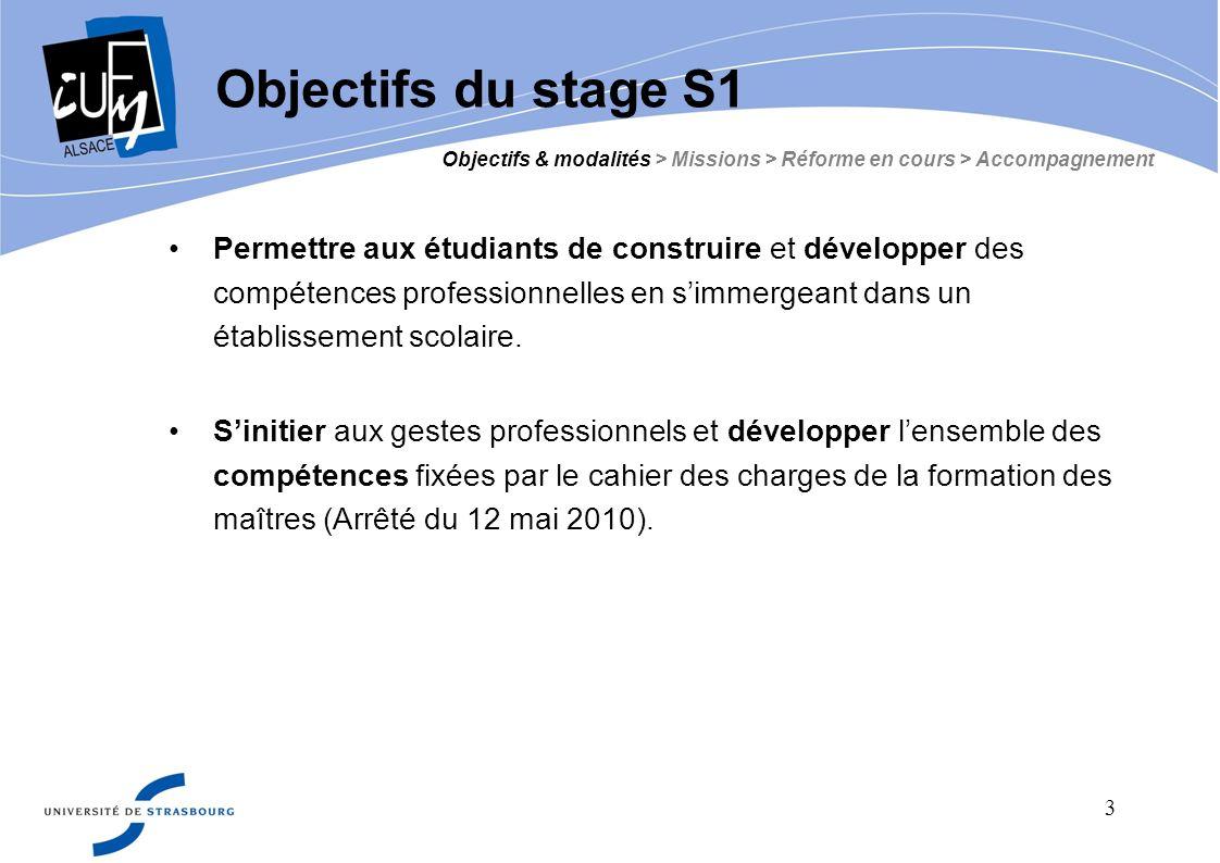 14 ESPE = Ecoles Supérieures du Professorat et de lEducation «Les universités auront la responsabilité de cette formation.