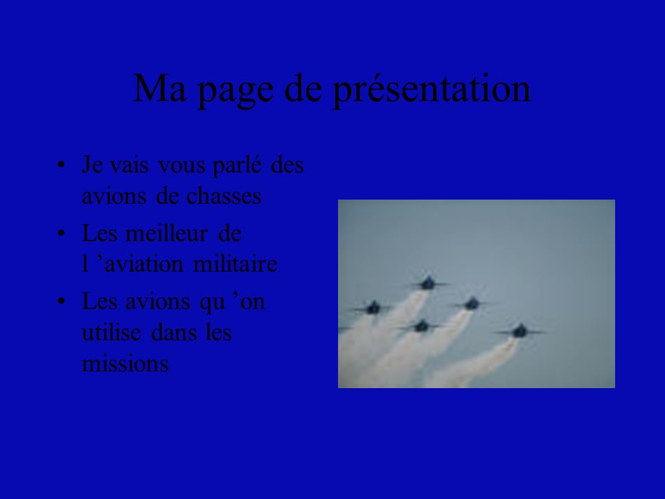 Les avions de chasses (la suite) Le Rafale mig-29 Le F-14 Le F-4 Le premier avion
