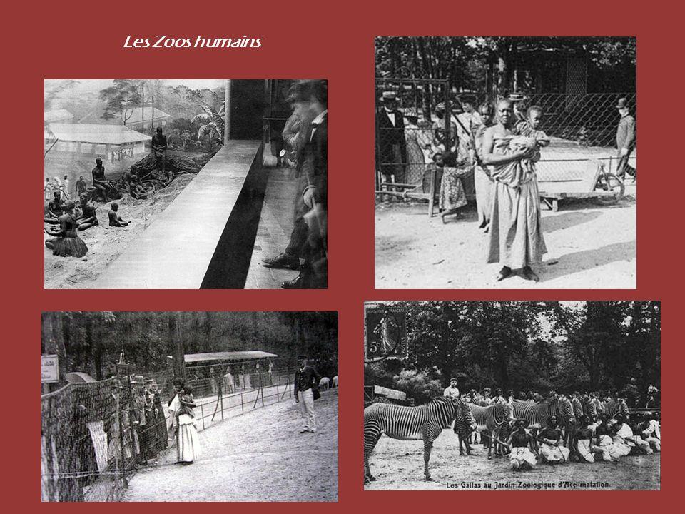 09/11/2013 Les Zoos humains