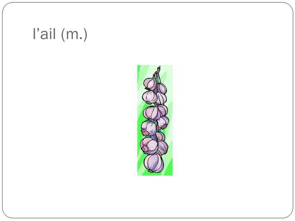 laubergine (f.)