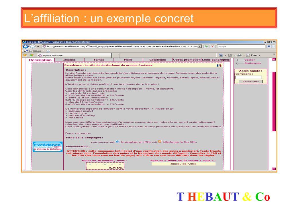 T HEBAUT & CoT HEBAUT & Co Marketing viral : les séries