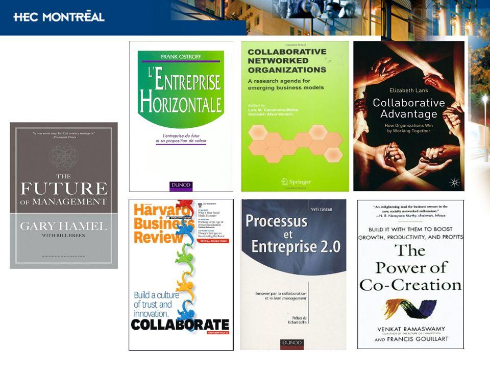 16 partenaires académiques (UK, France, Japon, Canada, Espagne, USA, Belgique) HEC Montréal