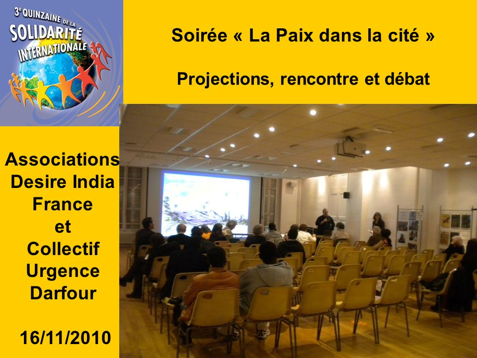 Expositions Maison du citoyen et de la vie associative Dia-ame dAfrique
