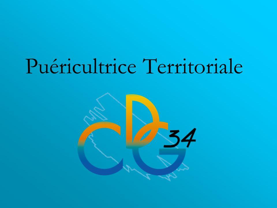 Puéricultrice Territoriale