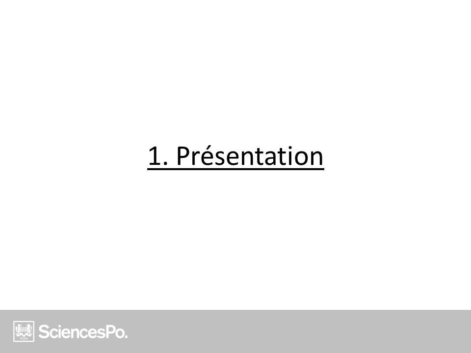 1. Présentation