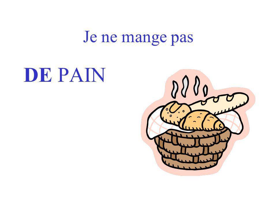 Jadore … LE PAIN