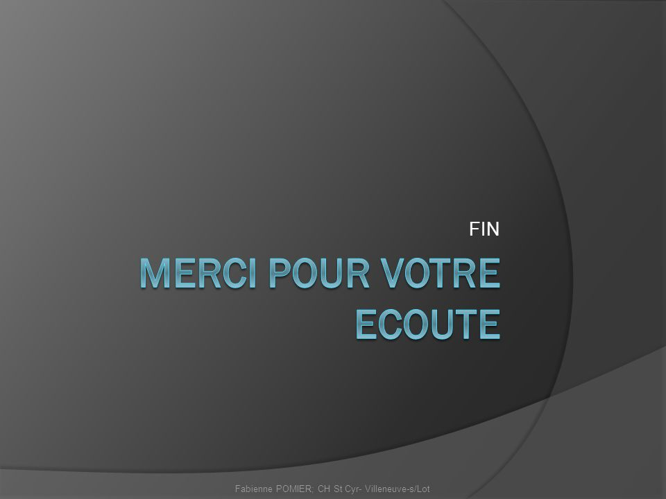 FIN Fabienne POMIER; CH St Cyr- Villeneuve-s/Lot