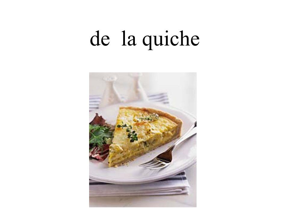 de la quiche