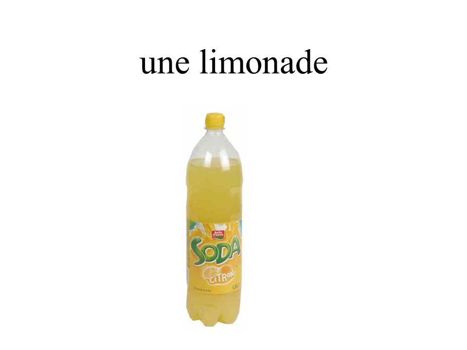 une limonade