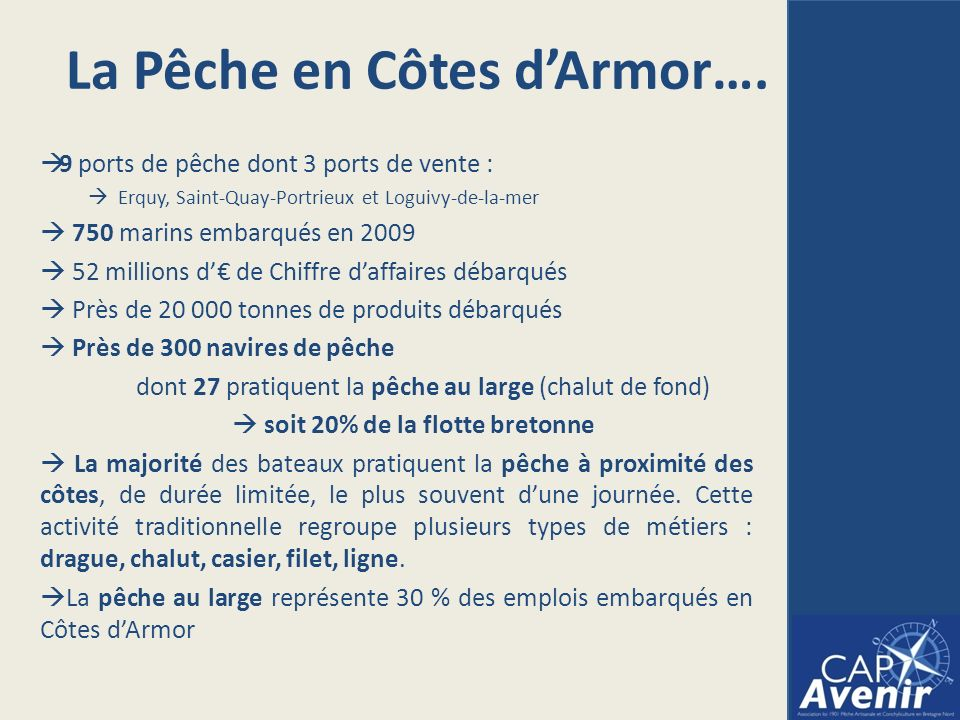 La Pêche en Côtes dArmor….