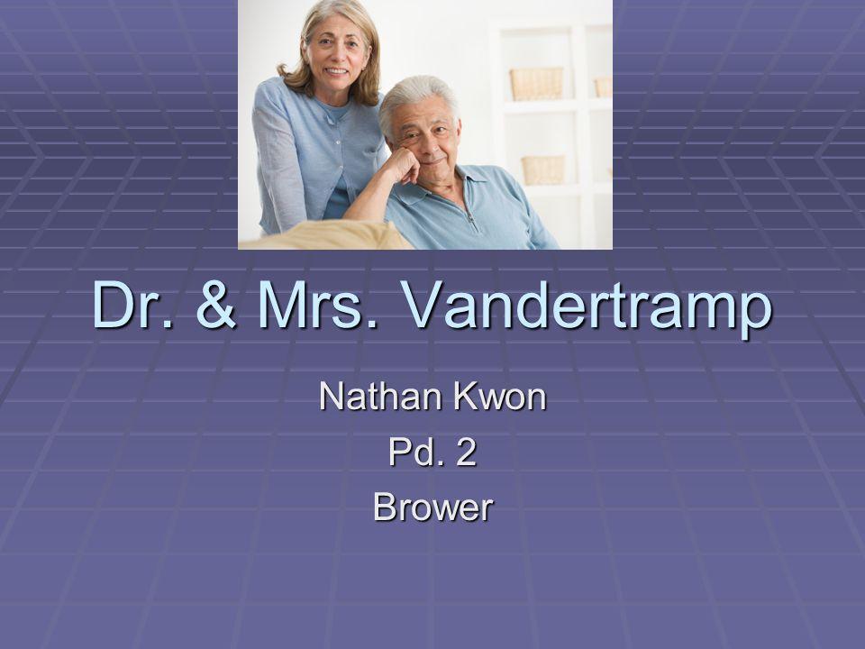DR.& MRS.