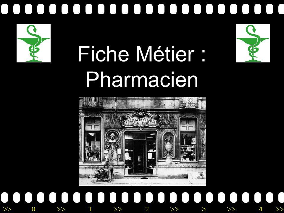 >>0 >>1 >> 2 >> 3 >> 4 >> La formation Diplôme d État de Docteur en Pharmacie Les études de pharmacie durent 6 ans ou 9 ans (si spécialisation) 1 ère Année Commune aux Etudes de Santé (PACES), 2 ème, 3 ème et 4 ème années.