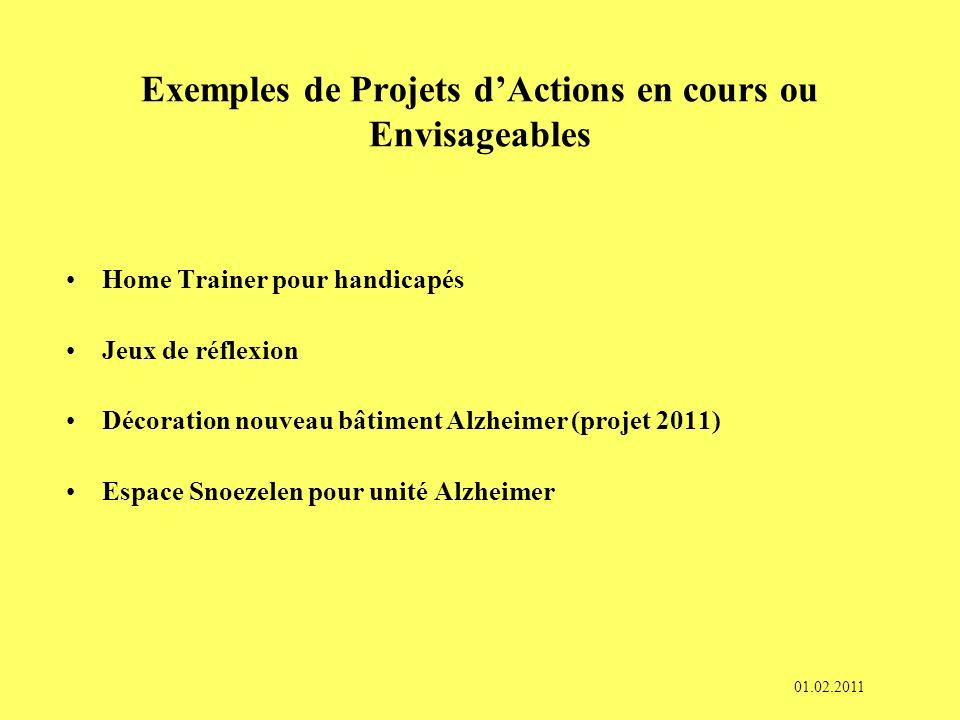Exemples dActions réalisées par « Les Amis de la Fondation Jean Dollfus » Actions permanentes - Fête du Printemps - Fête de la Saint-Nicolas - Bibliot