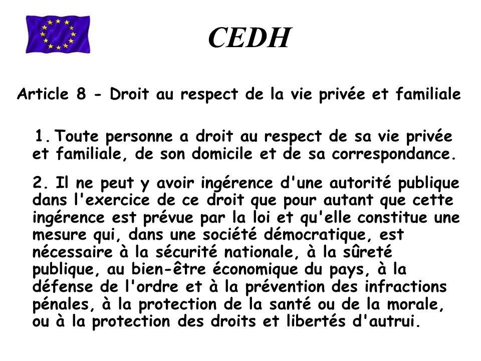 Les trois objectifs Garant de la démocratie Garant du respect de la vie privée des citoyens. Garant de la dignité, la crédibilité et la pérennité de p