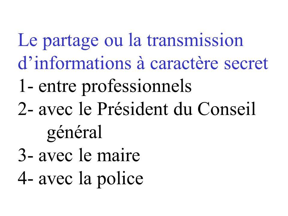 5° laccès à toute information ou document relatif à sa prise en charge… 6° une information sur ses droits et voies de recours; 7° la participation à l