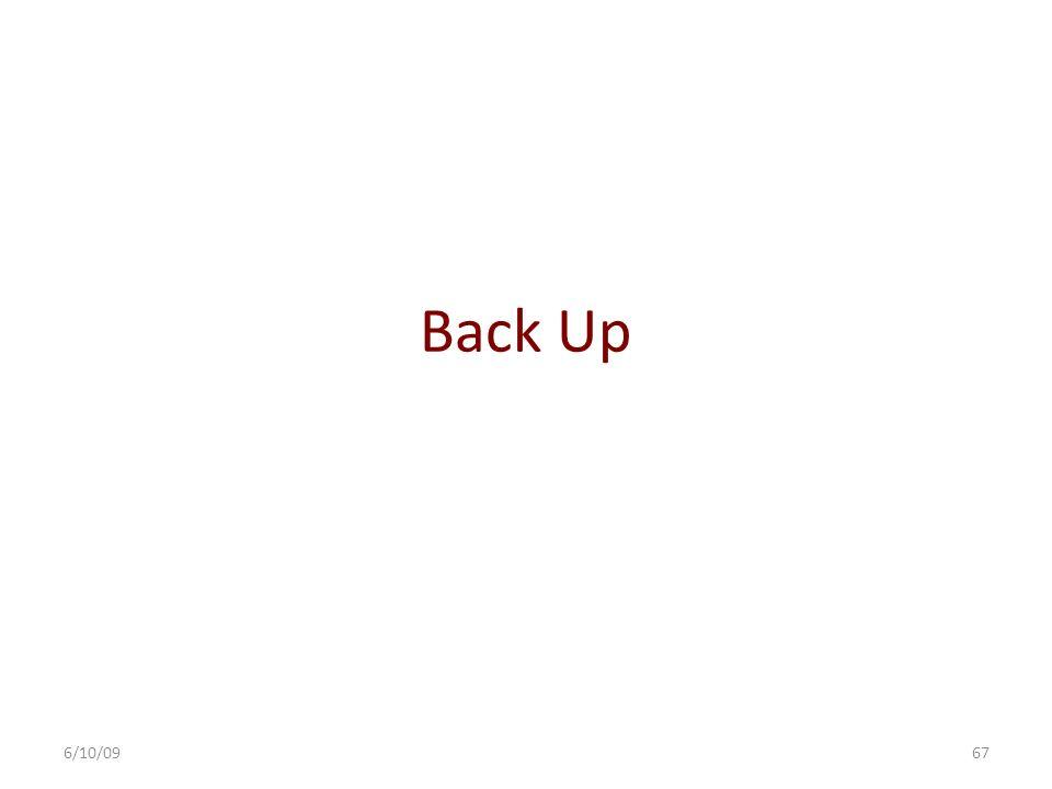 Back Up 6/10/0967