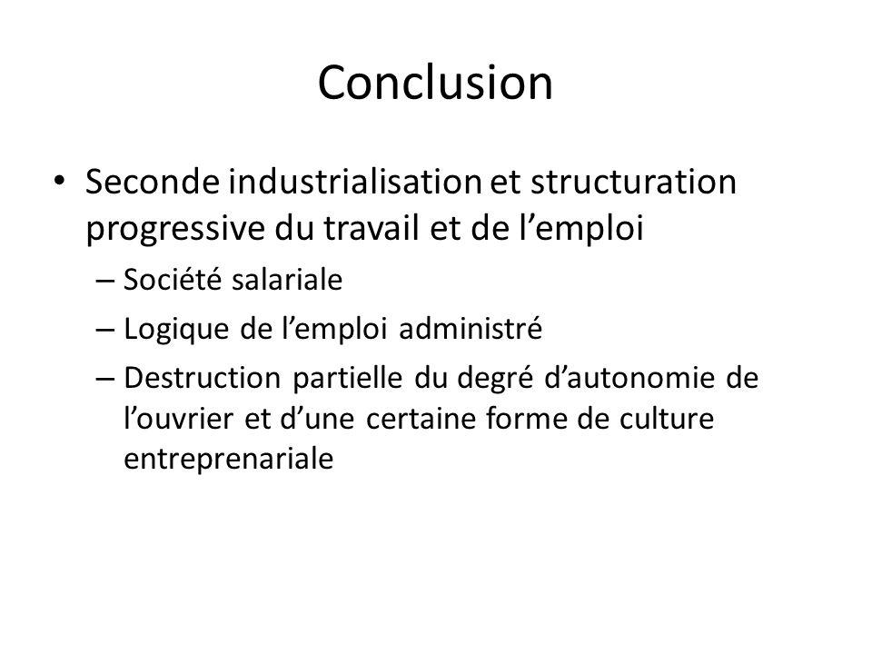 Entrée dans la société informationnelle – Nécessité de construction dun nouveau « deal » socio-économique – Solidarité active – Négociation de la flexibilité