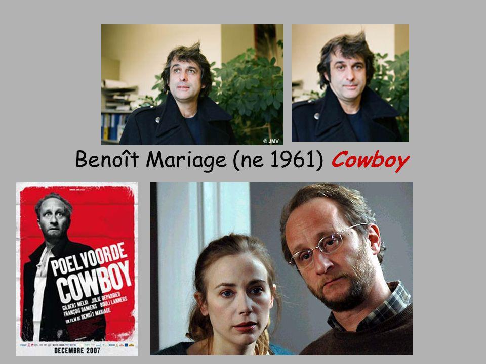 Benoît Mariage (ne 1961) Cowboy