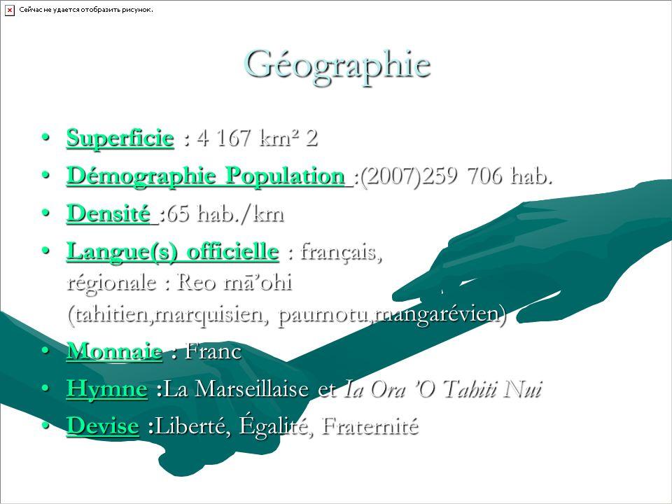 Géographie Superficie : 4 167 km² 2Superficie : 4 167 km² 2 Démographie Population :(2007)259 706 hab.Démographie Population :(2007)259 706 hab.
