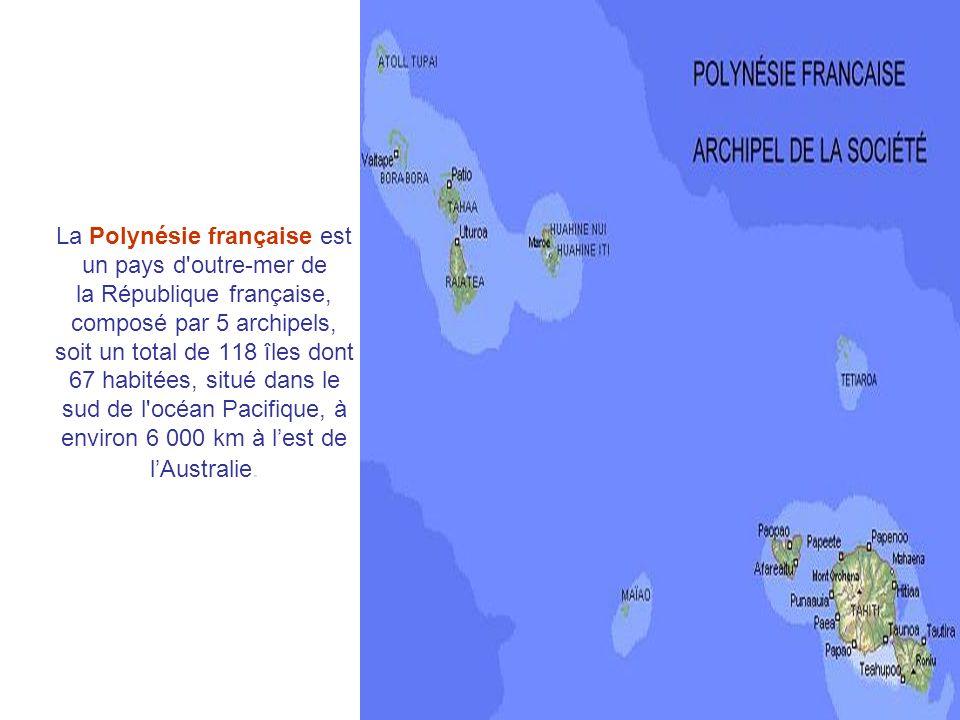 Politique et institutions Politique et institutions La Polynésie française est une collectivité d outre-mer, actuellement régie par la loi organique n° 2004-192 modifiée.
