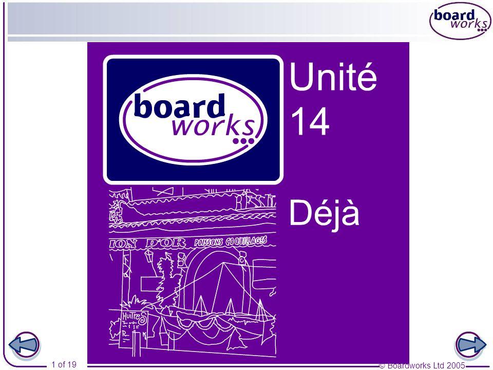 © Boardworks Ltd 2005 1 of 19