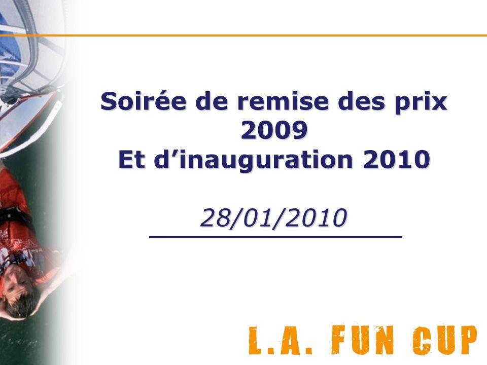 © e-doceo Soirée de remise des prix 2009 Et dinauguration 2010 28/01/2010