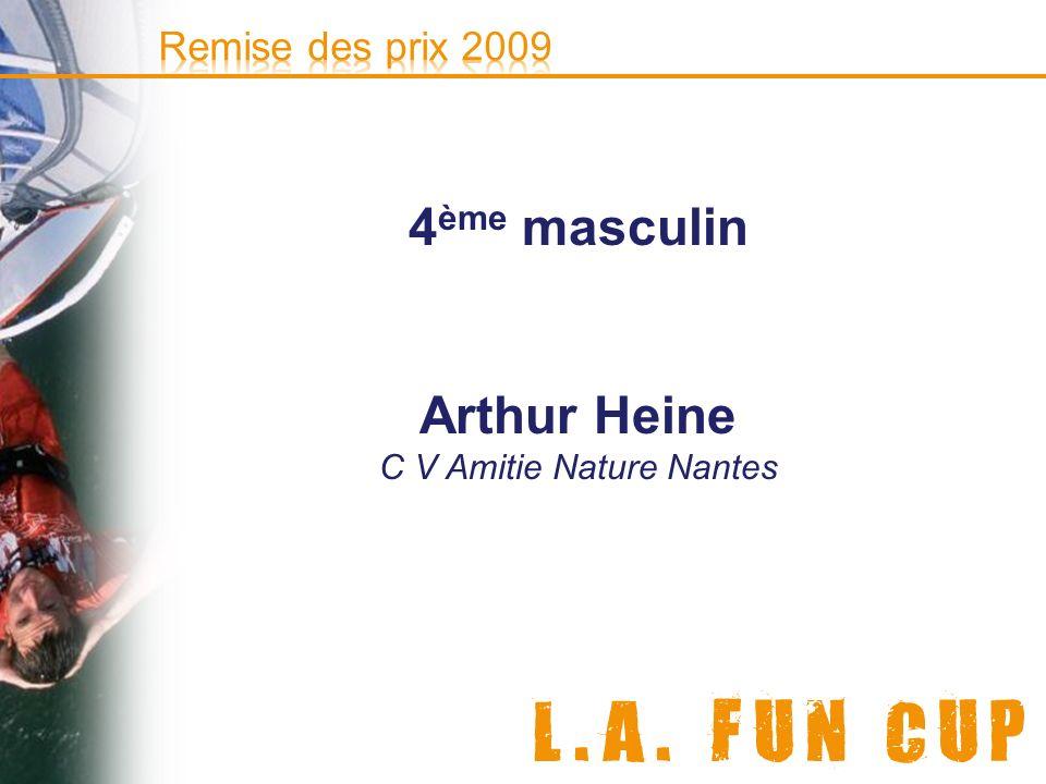 © e-doceo 4 ème masculin Arthur Heine C V Amitie Nature Nantes