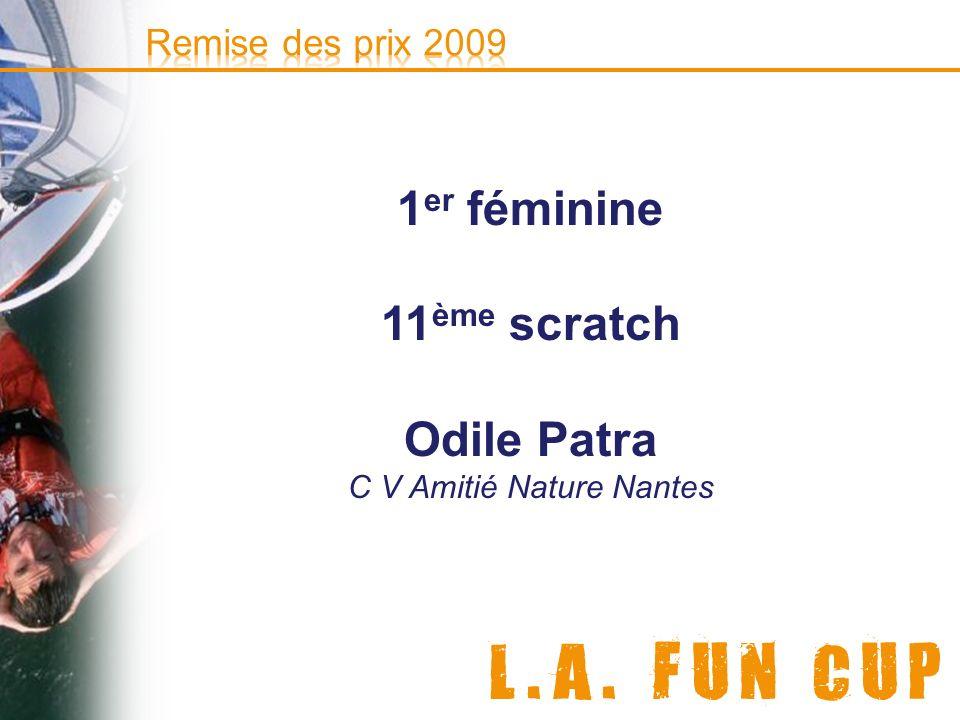 © e-doceo 1 er féminine 11 ème scratch Odile Patra C V Amitié Nature Nantes