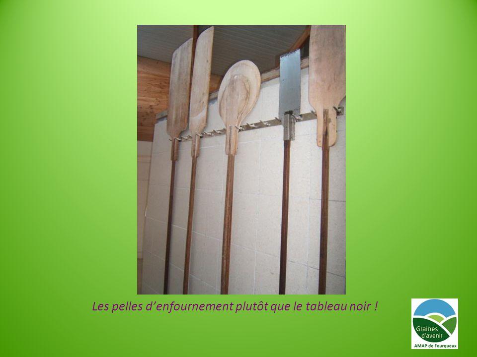 Le pain à lAmap de Fourqueux aujourdhui 37 familles ont souscrit un contrat avec la Couronne des prés 74 pains + 18 brioches et pains de mie sont livrés chaque semaine