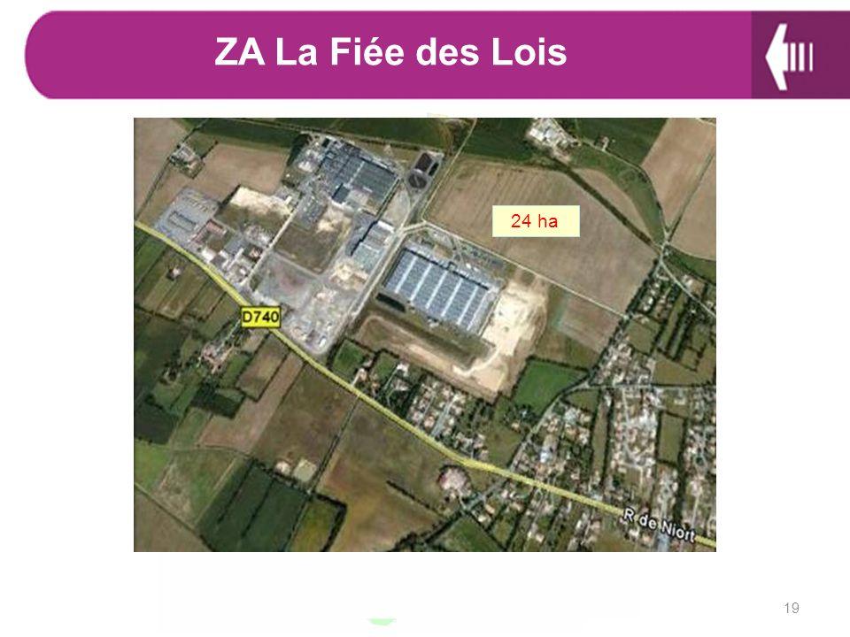 24 ha 19 ZA La Fiée des Lois