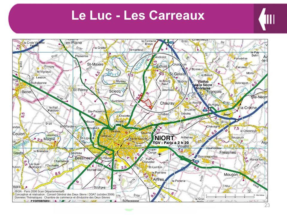 23 Le Luc - Les Carreaux