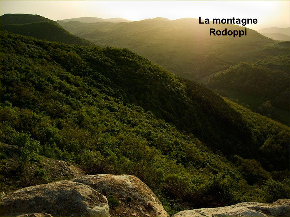 La montagne Rodoppi