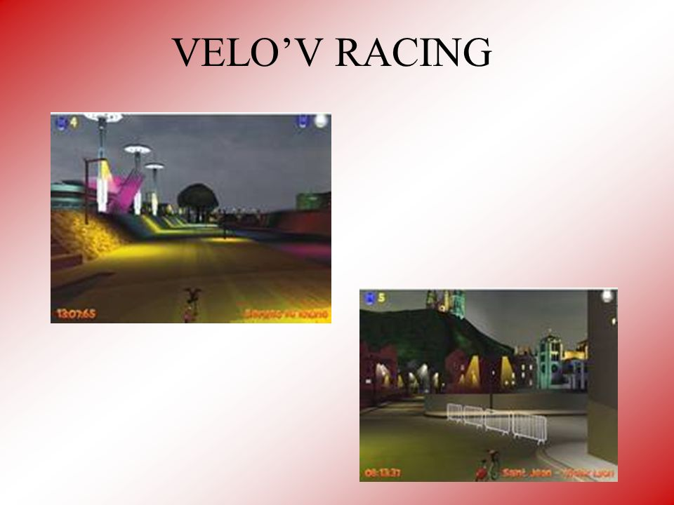 VELOV RACING