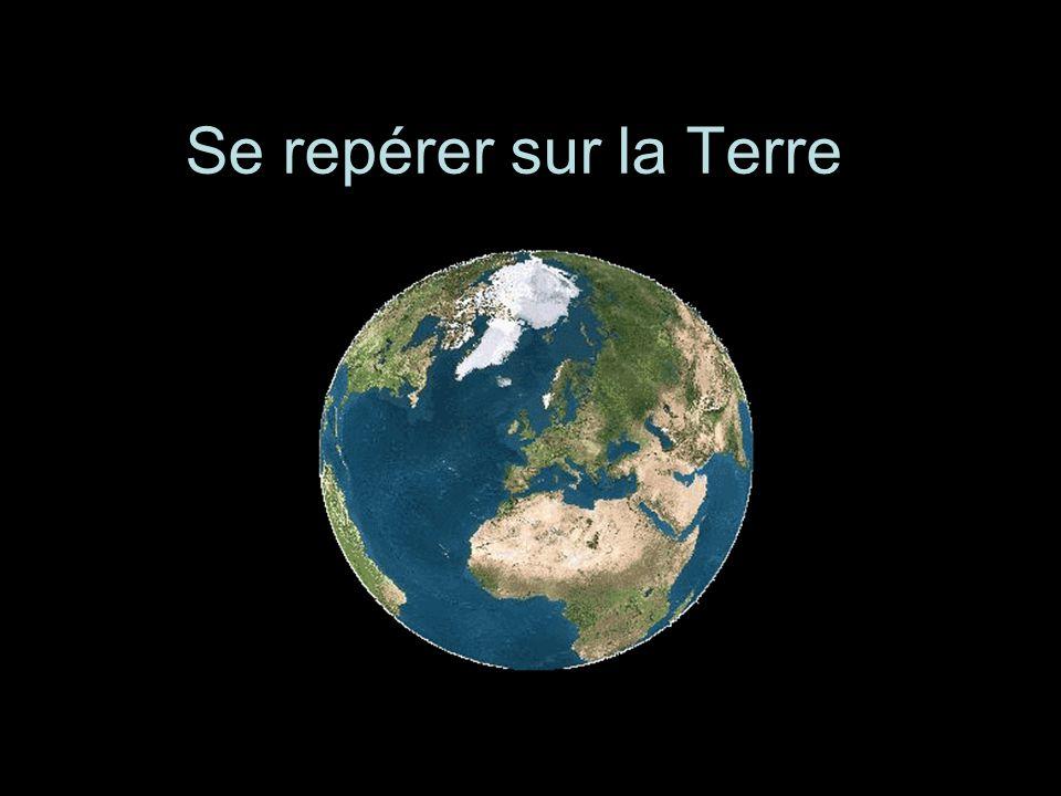 Les Zones climatiques Il y a différents types de climat dans le monde.