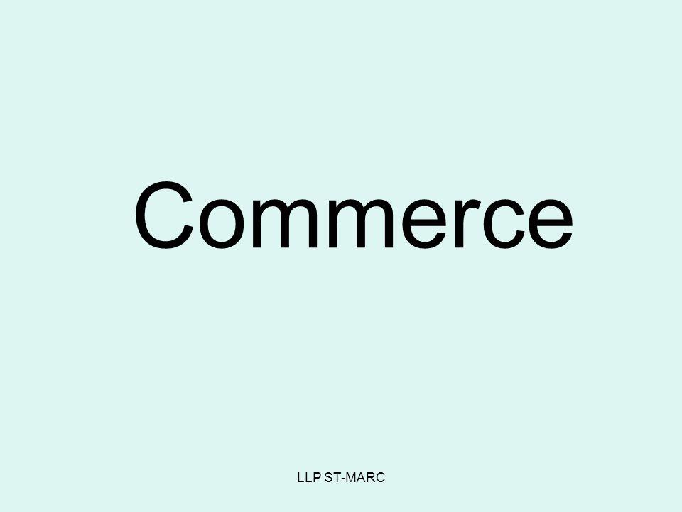 LLP ST-MARC Commerce