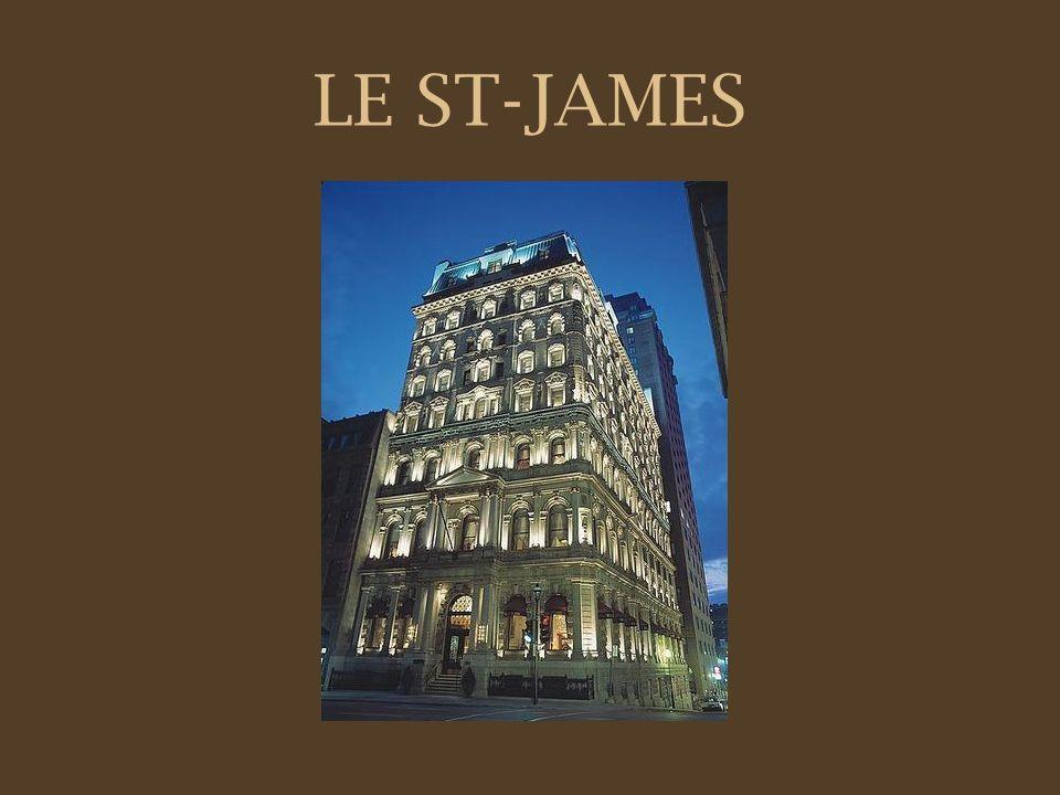 LE ST-JAMES