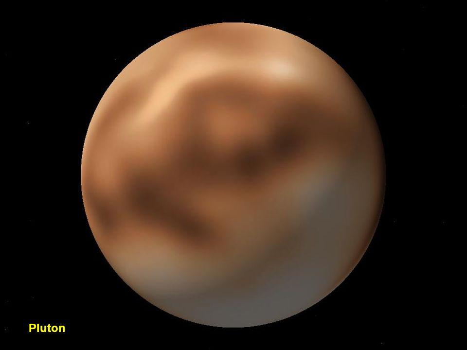 Orbites de Neptune (Néréide et Triton)